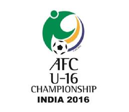 AFC U – 16 Championships INDIA 2016 (Football)