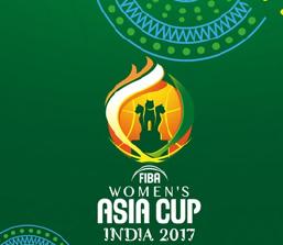 FIBA Women's Asia Cup – INDIA 2017